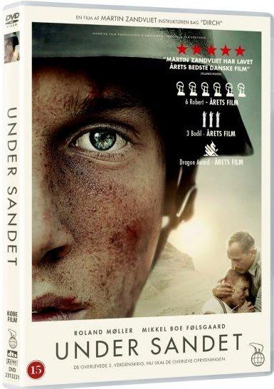 Under Sandet, DVD, Movie, Land of Mine, Krig, Roland Møller