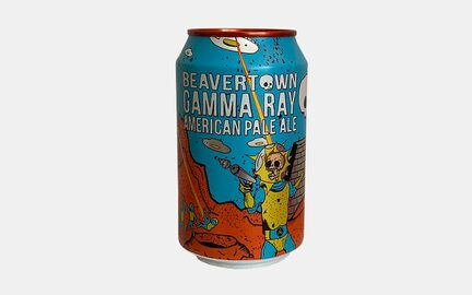Gamma Ray øl fra Beavertown | Beer Me