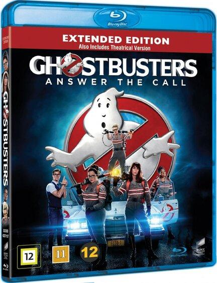 Ghostbusters, Bluray