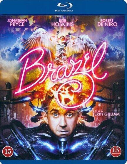 Brazil, Bluray, Movie, Film