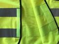 ISO Velcro lukning sikkerhed synlighed refleksvest hest
