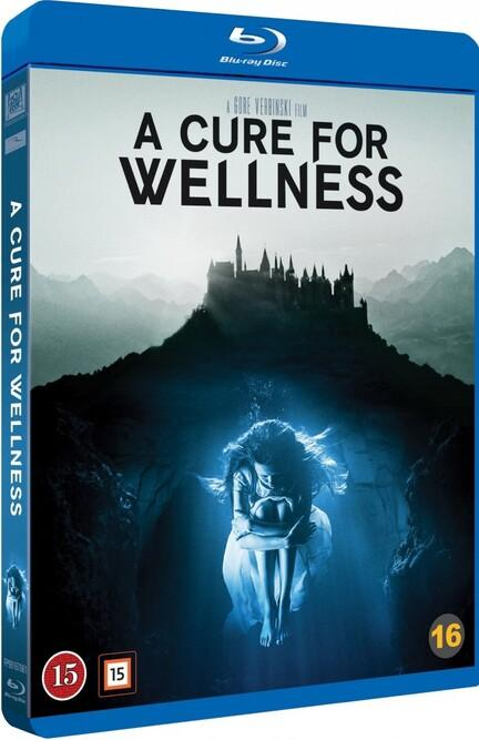 A Cure for Wellness, Bluray, Movie