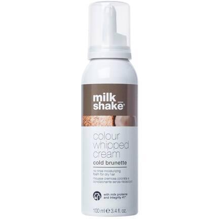 Milk_shake Colour Whipped Cream 100 ml - Cold Brunette