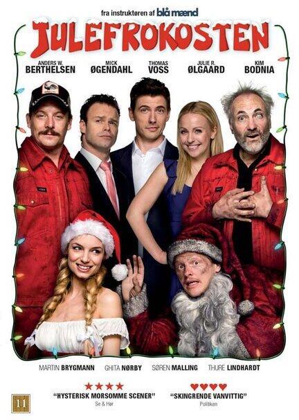 Julefrokosten, DVD