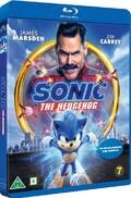 Sonic The Hedgehog, Bluray, Movie