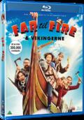Far til Fire og Vikingerne, Bluray, Far til Fire