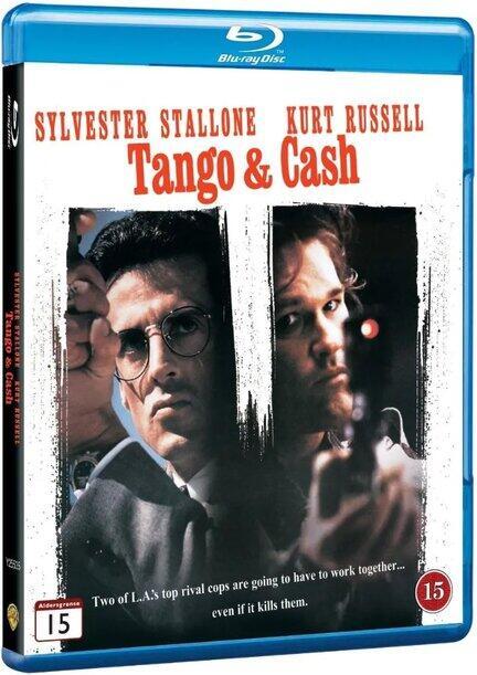 Tango and Cash, Tango & Cash, Bluray