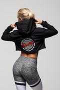 Stony Sportswear, Deadlift, Hættetrøje Sort 2