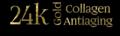 Collage 24K Guld Ageless Duftfri Hudplejeserie fra SpaNews-BioAqua 24K Gold