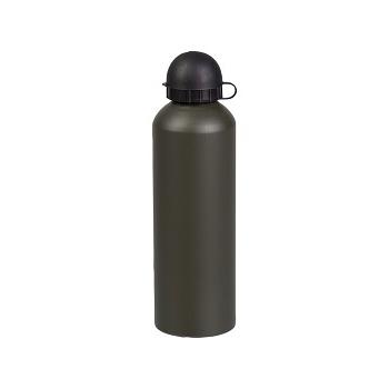 Mil-tec - Aluminiumsflaske 750 ml. (Oliven)