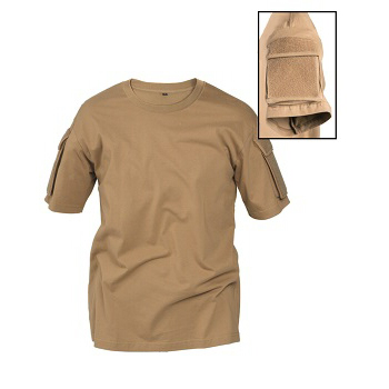 Mil-tec - Taktisk T-shirt (Coyote)