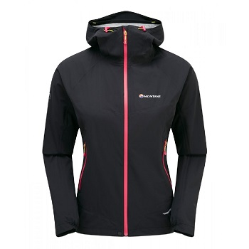 Montane - Fem Minimus Stretch Ultra Jacket (Black)