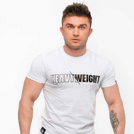 Stony sportswear, Deadlift, T-shirts Heavy Hvid