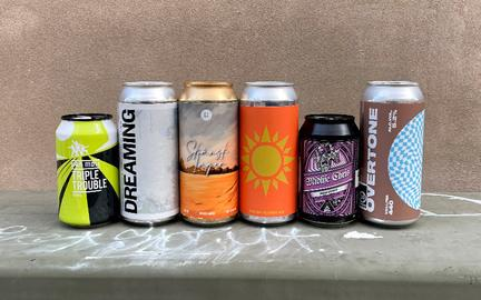 Ik' Alt Det Der Pale Ale · 6 blandede øl uden IPA