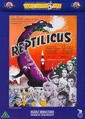 Reptilicus, DVD Film, Movie