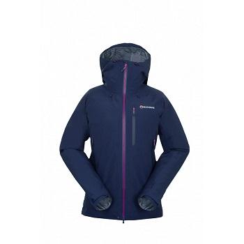 Montane - Fem Alpine Pro Jacket (Antarktisk Blue)