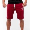 Stony Sportswear, Deadlift, Gym Shorts Bordeaux