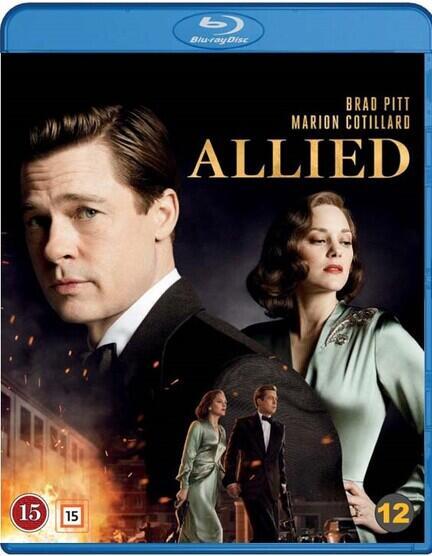 Allied, Bluray, Movie
