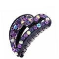 Fashion Jewelry hårspænde Hårspænde Lilla Palietter Fashion Jewelry