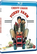Funny Farm, Bluray