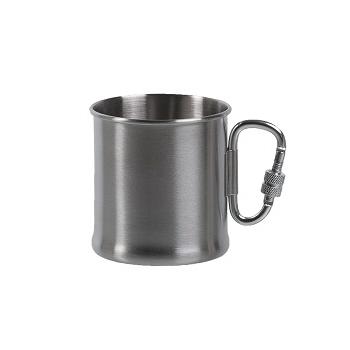 Mil-tec - Krus med Karabinhage 250 ml.