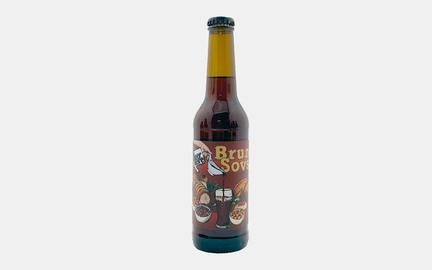 Brun Sovs - Jule Brown Ale fra Beer Here