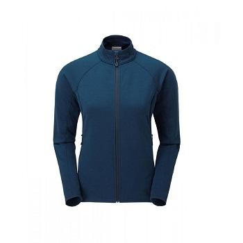 Montane - Fem Bellatrix Jacket (Narwhal Blue)