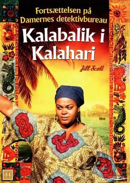 Kalabalik i Kalahari, Damernes detektivbureau