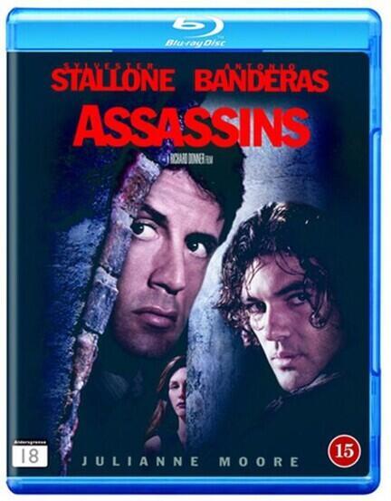 Assassins, Bluray