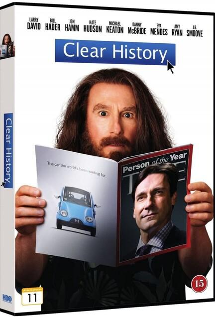 Clear History, DVD, Movie