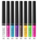 farvede-eyelinere-fra-spanews-farvede-eyeliners-mat-med-glimmer-glamour-eller-bare-sort