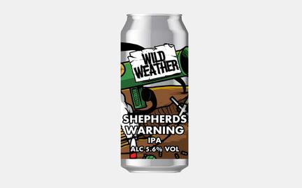 Shepherds Warning - IPA fra Wild Weather Ales