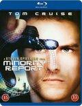 Minority Report, Bluray, Tom Cruise, Steven Spielberg, Movie