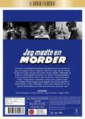 Jeg mødte en morder, Dansk Filmskat, DVD Film, Movie