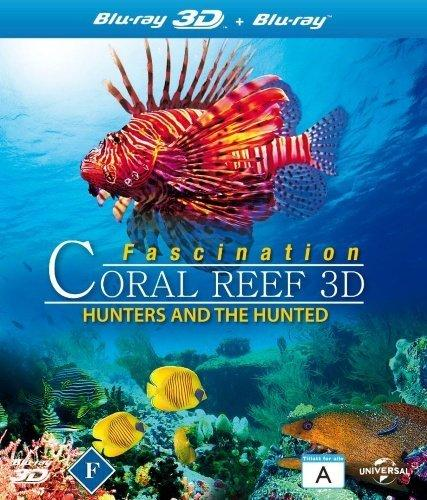 Fascination Coral Reef, Hunters and the hunted, Bluray, Movie