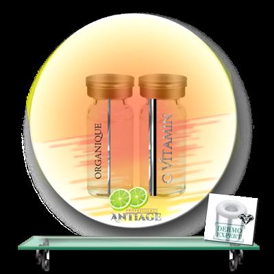 Biologisk Ansigtsbehandling Mod Pigmentfejl Leverpletter og Solskader   Det får du hos SpaNews i Farum med C-vitamin