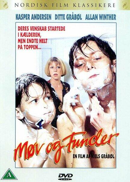 Møv og Funder, DVD, Movie