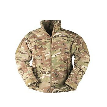 Mil-tec - Delta-jacket Fleece (Multicam)