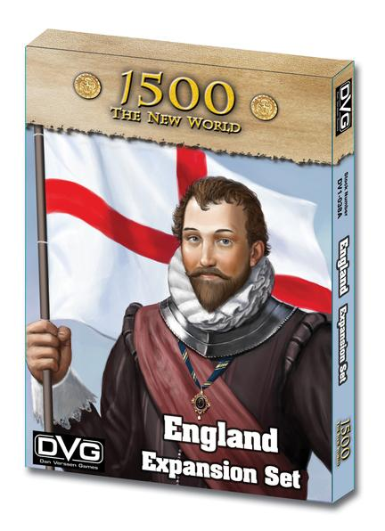 1500 England Expansion