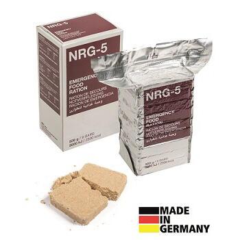 Mil-tec - Nødration NRG-5 500 g (2300 kcal)