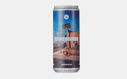 Floating Upstream - American Pale Ale fra Hyllie
