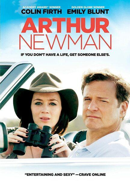 Arthur Newman, DVD, Movie