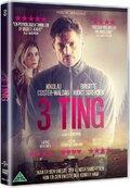 3 ting, Nicolai Coster-Waldau, DVD, Film, Movie