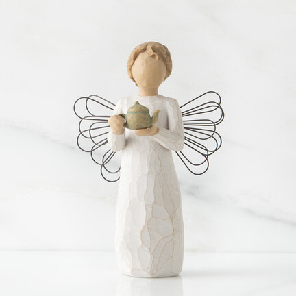 Willow tree Angel of kitchen