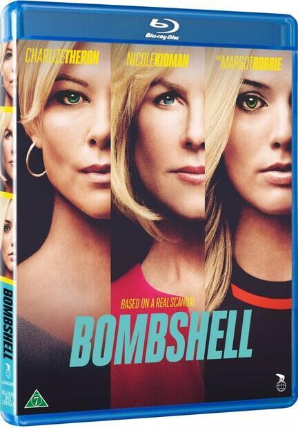 Bombshell, Bluray, Movie