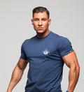 Stony Sportswear, Deadlift, T-Shirt Blå