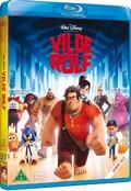 Vilde Rolf, Wreck it Ralph, Bluray, Movie