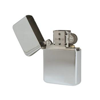 Mil-tec - US Storm Lighter (Blank Poleret)