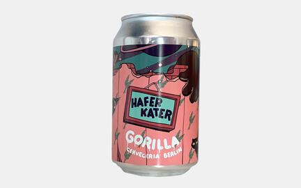 Hafer Kater - Double IPA fra Gorilla
