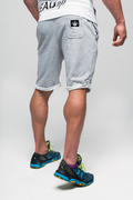 Stony Sportswear, Deadlift, Gym Shorts Grå 2
